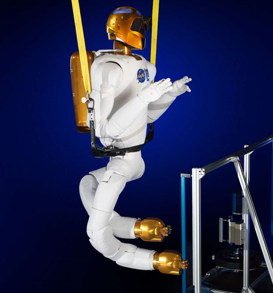 Big Pic: Robonaut Is Getting Legs