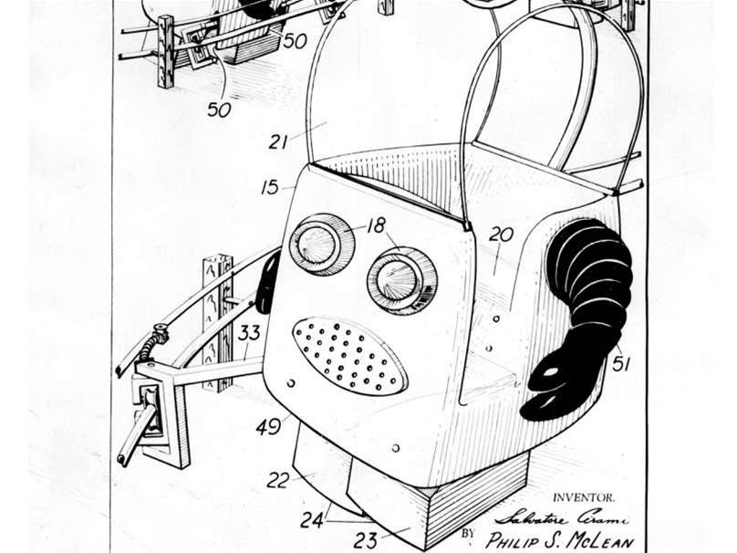 The US National Archives Released A Free Coloring Book Of Weird Patents