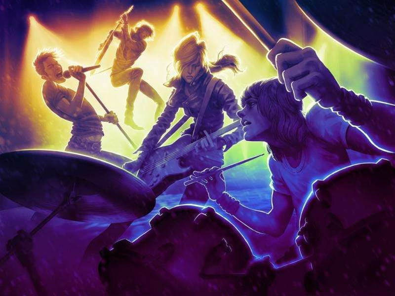 Rock Band 4 to ROCK OUT on PS4 and Xbox One this year