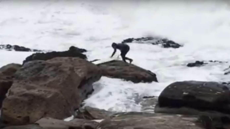 Rites of Passage – The Rock Thrashing