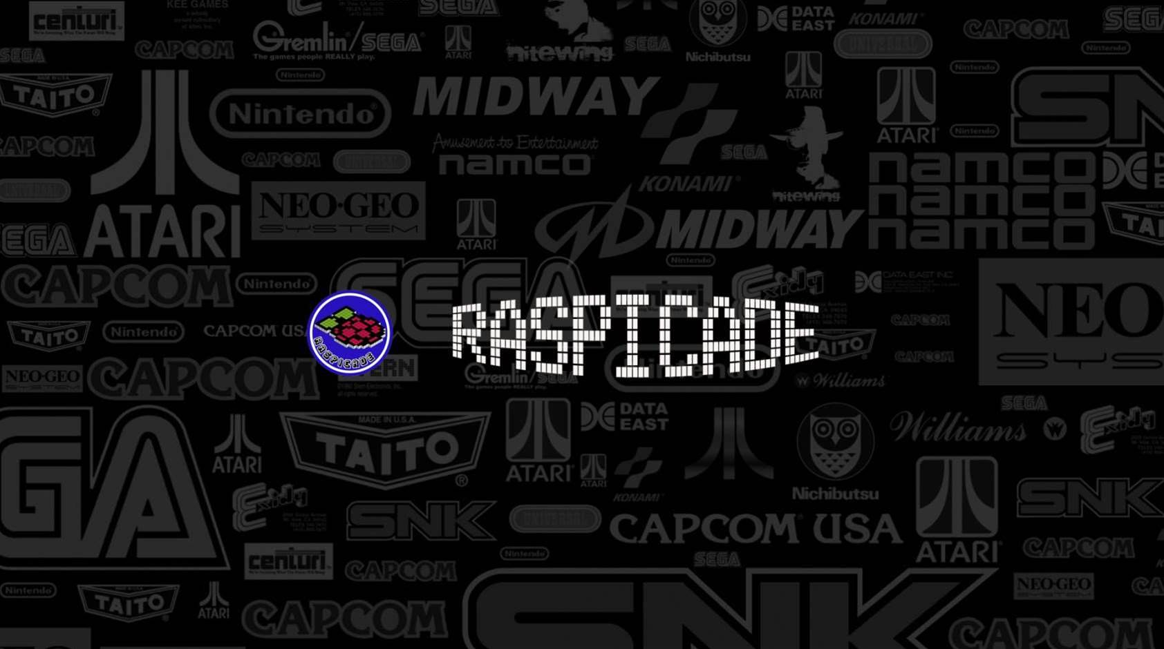 Update: Raspicade retro arcade project for Raspberry Pi