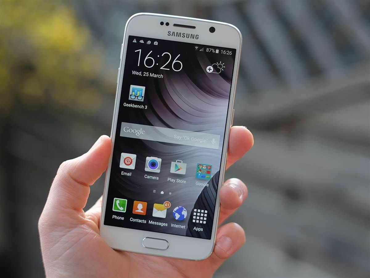 Samsung Galaxy S7 will could have a pressure-sensitive screen