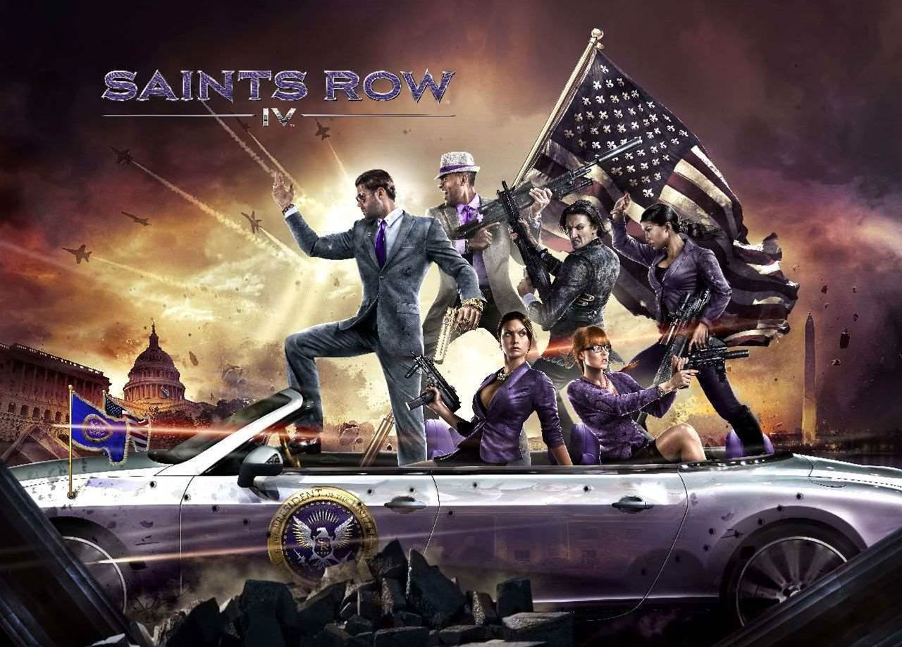 Saints Row IV announced, and I don't even