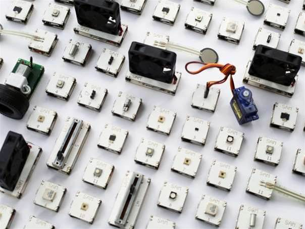 SAM Labs wants to make the Internet of Things as easy as Lego