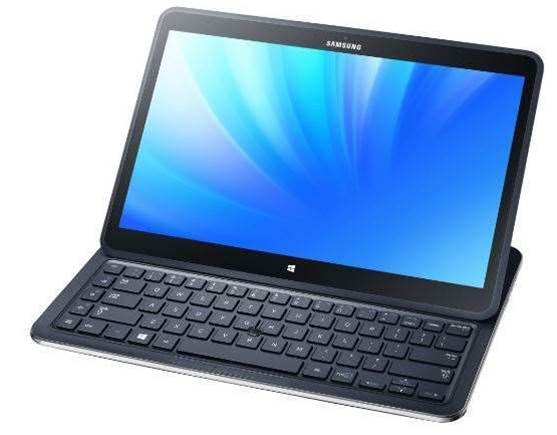Samsung unveils hybrid Android/Windows laptop
