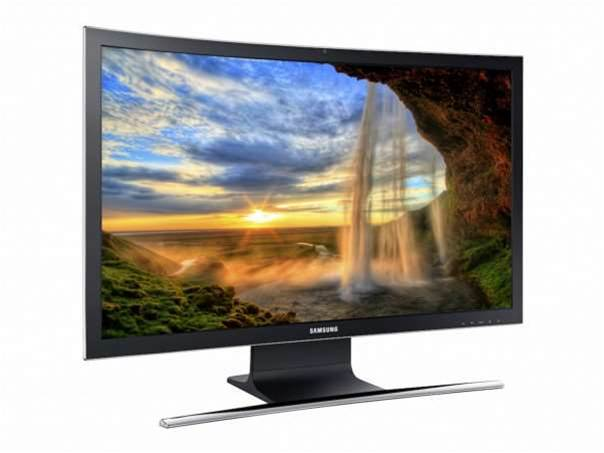 Samsung reveals curved all-in-one PC, plus lightest Ativ Book 9 ever