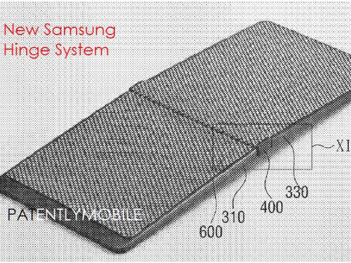 Samsung tipped to release first phone with foldable display