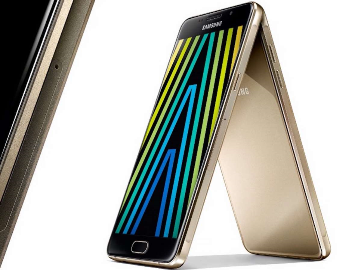 Samsung's new-model Galaxy A phones add Samsung Pay