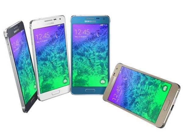 Samsung Galaxy Alpha ditches plastic shell for metal chassis