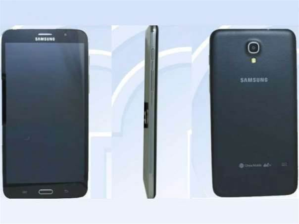 Samsung upsizes to a massive 7in phablet