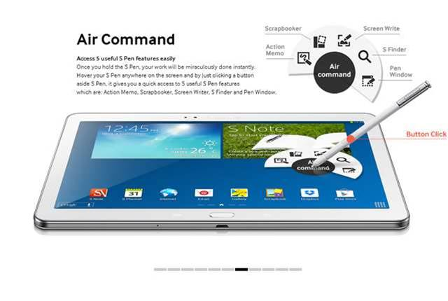 Samsung's Galaxy Note 10.1 2014 is $52 per month for 1GB of data with Telstra