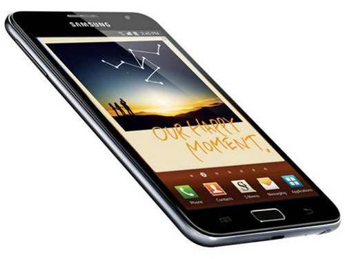 Samsung Galaxy Note 2 benchmarks leak: it's very fast