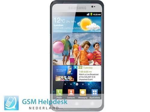 Samsung Galaxy S III specs leaked
