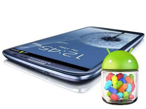 Samsung Galaxy S3 Jelly Bean update release date imminent