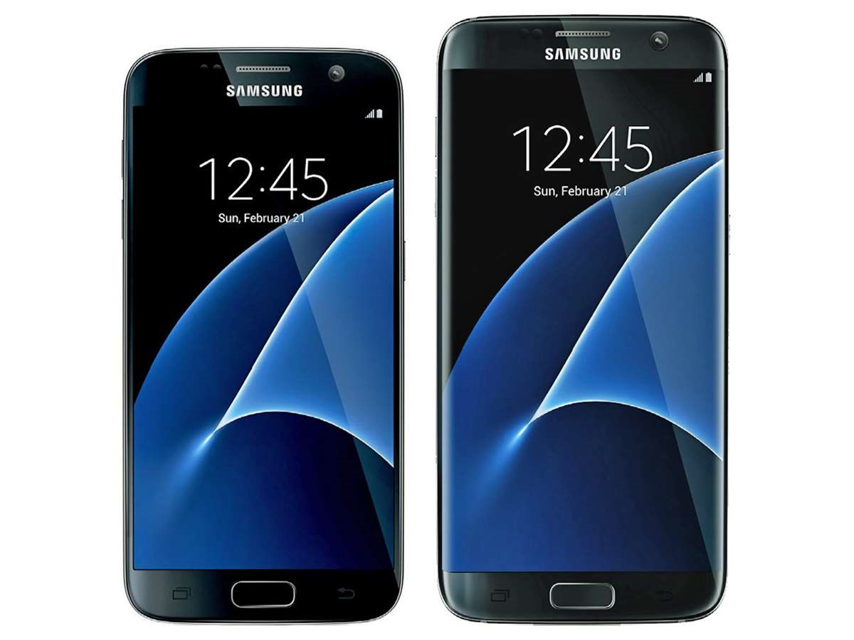 Get a first look at the Samsung Galaxy S7 and S7 Edge
