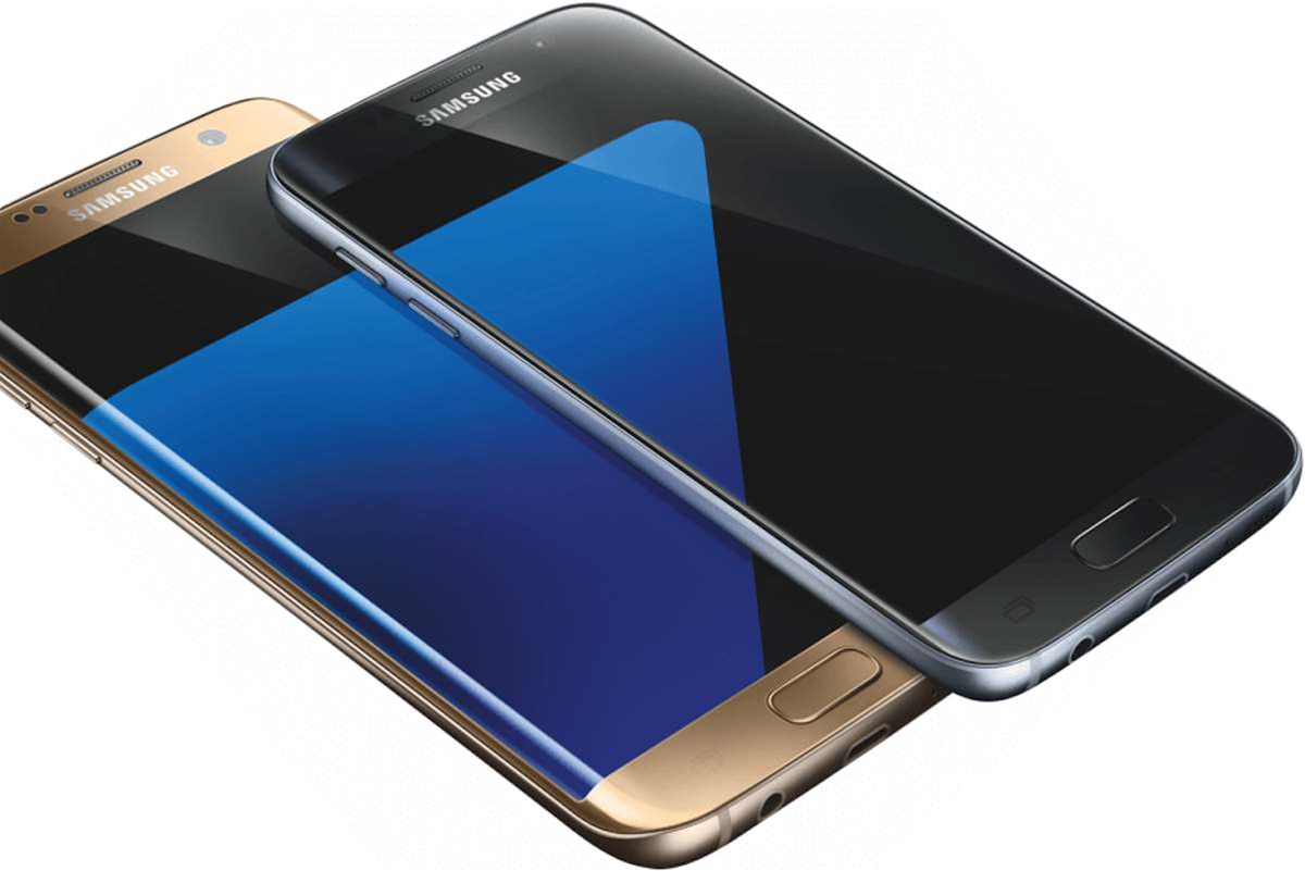 You'll be able to give the Samsung Galaxy S7 a bath