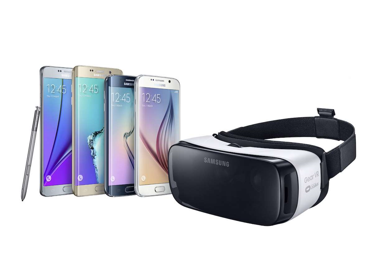 The cheaper Gear VR headset works with four Samsung Galaxy phones