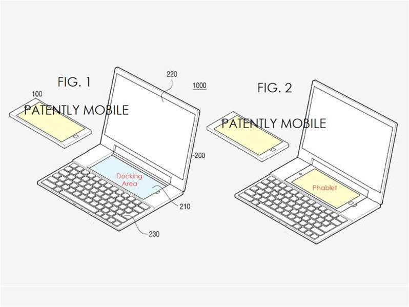 Samsung's new dock will turn your phone into a laptop