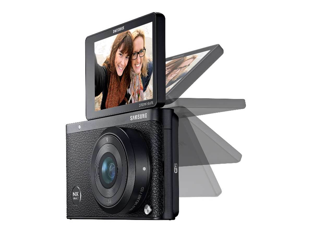 Samsung NX Mini 2 packs 4K into a tiny mirrorless frame