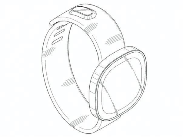 Samsung's rounded smartwatches revealed