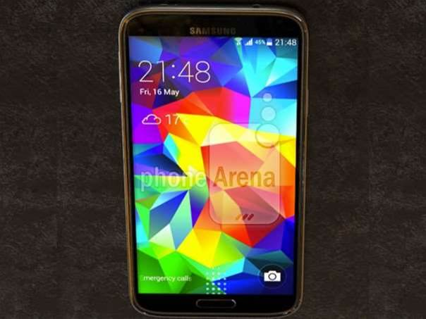 Leaked shots reveal Samsung Galaxy S5 Prime