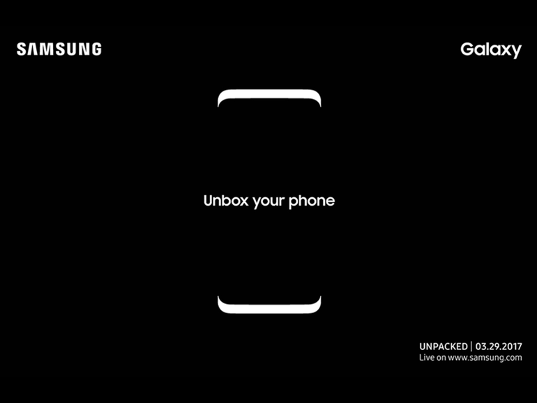Samsung Galaxy S8 event confirmed
