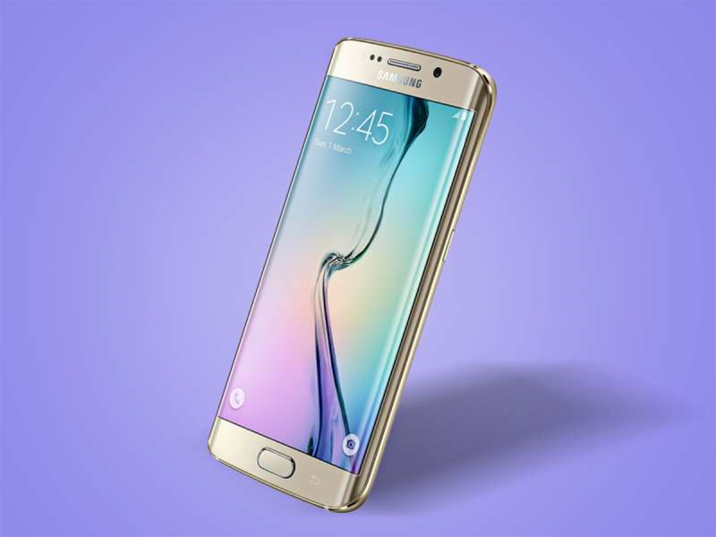 Yes, the Galaxy S7 rumours have started: first up, curved screens