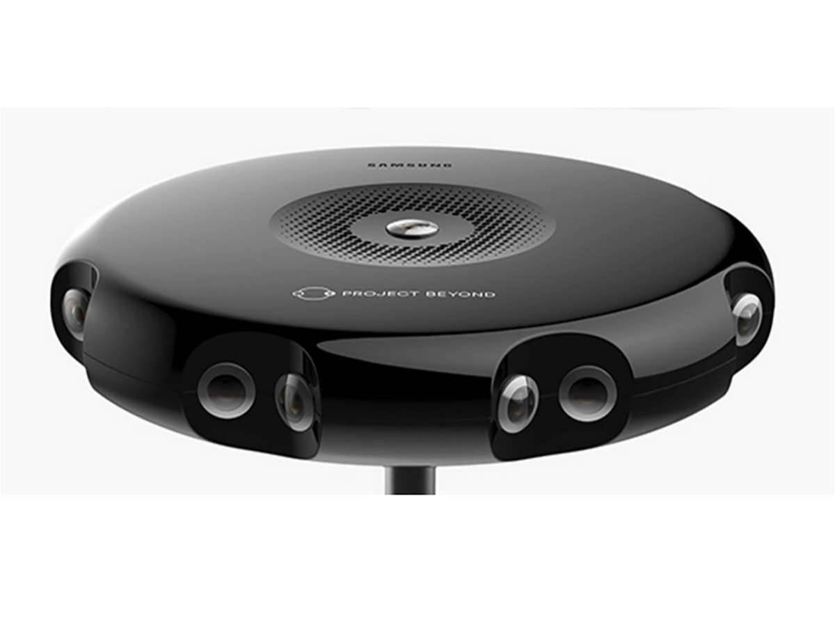 Gear VR 360 camera to launch with Galaxy S7
