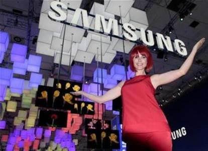 Samsung unveils first new Windows smartphone