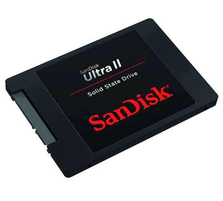 Labs Brief: Sandisk Ultra II SSD