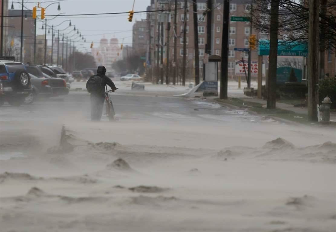 Sandy-struck New Jersey to allow emailed votes