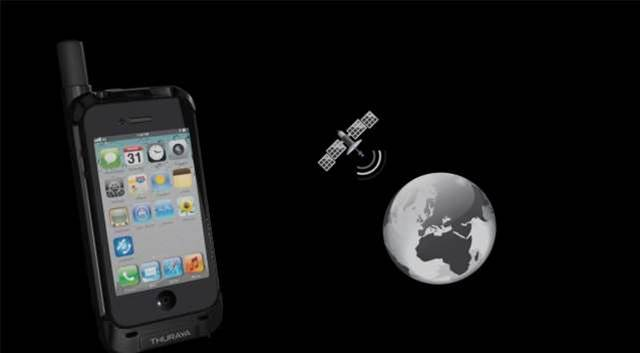Dick Smith gadget turns your iPhone into satellite phone