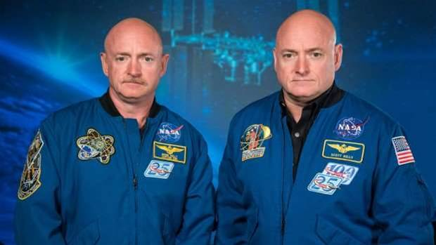 NASA's Scott Kelly returns to Earth after 340 days in space