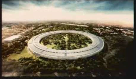 Steve Jobs' iSpaceship to land in Cupertino