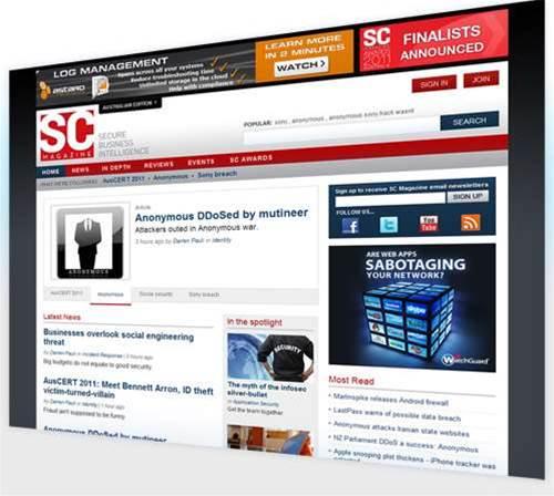 SC Magazine reloaded