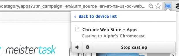 How to: Use Chromecast to stream audio