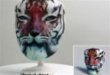 Watch the hypnotic new way robots are painting 3D printed objects