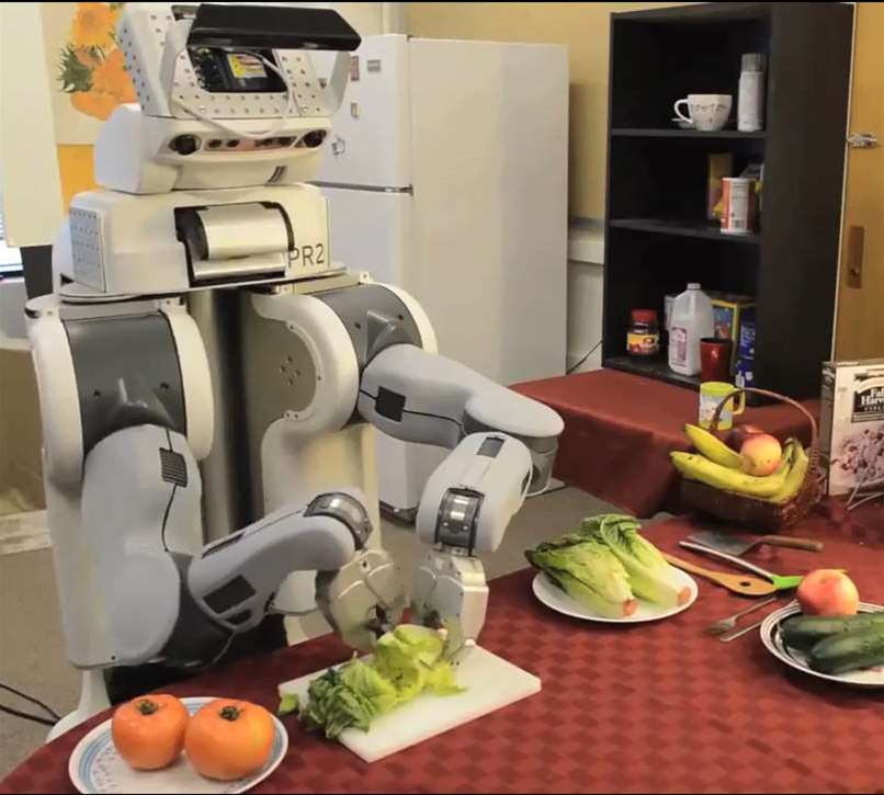 Robots Get A Grip On Slippery Foods