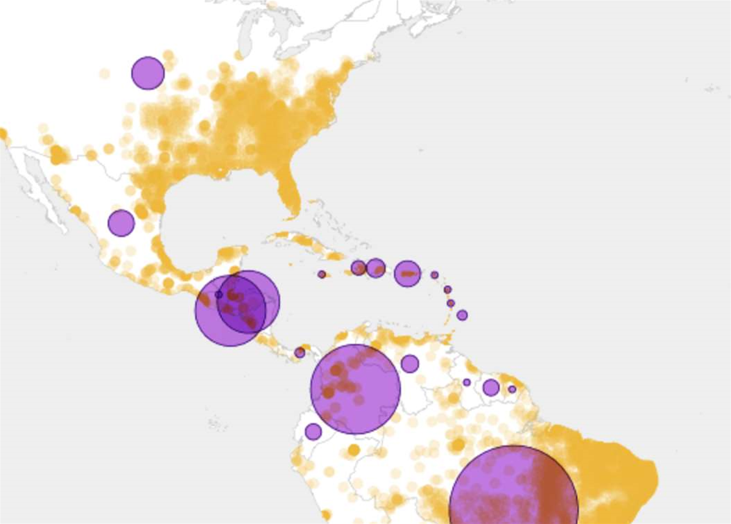 Here Are All The Known Cases Of Zika Virus In The World