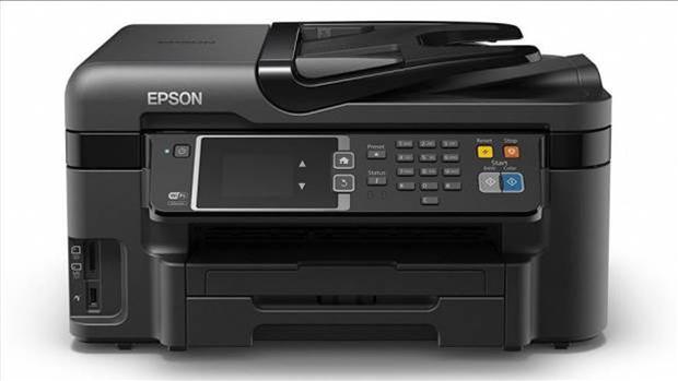 Review: Epson WorkForce WF-3620DWF