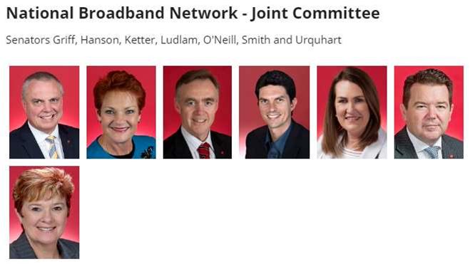 Pauline Hanson wins seat on National Broadband Network committee