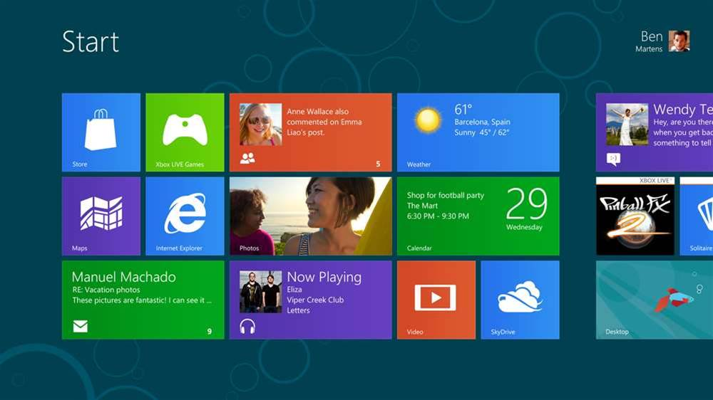 System Builder: Windows 8 confusion and frustrations