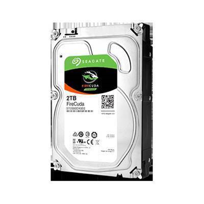 Review: Seagate FireCuda 2TB