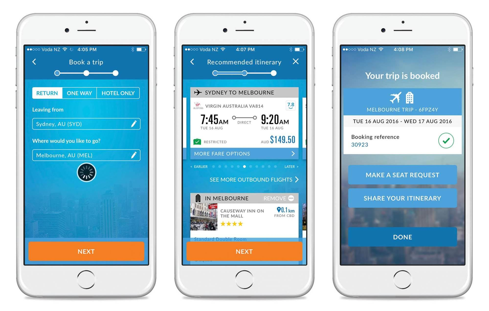 New business travel app integrates with Xero