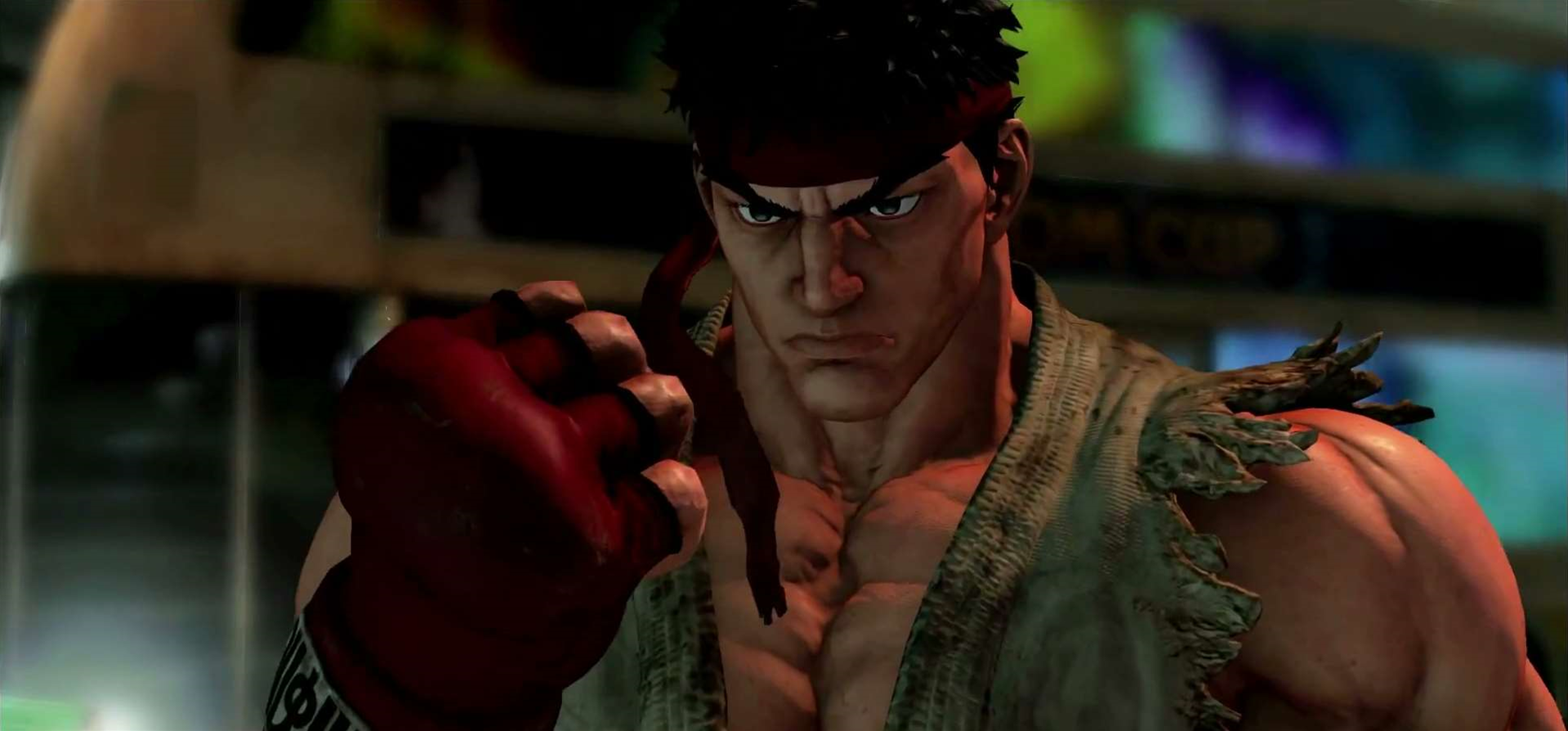 News: Street Fighter V announced as PC and PS4 exclusive