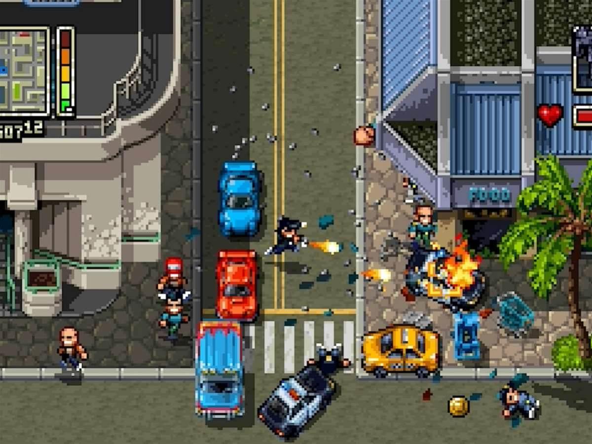 Shakedown Hawaii takes Retro City Rampage into the 16-bit era