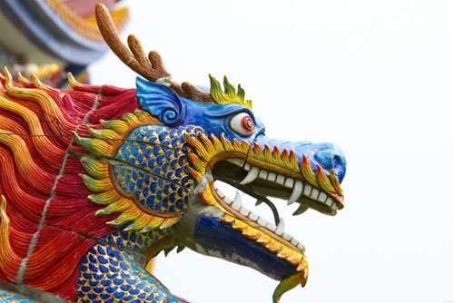 Dragon at the Gates