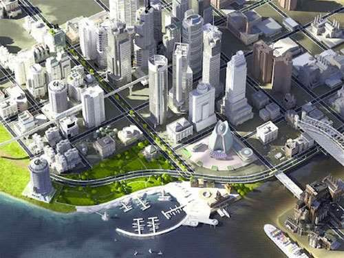 EA says sorry for SimCity, by giving away SimCity 4