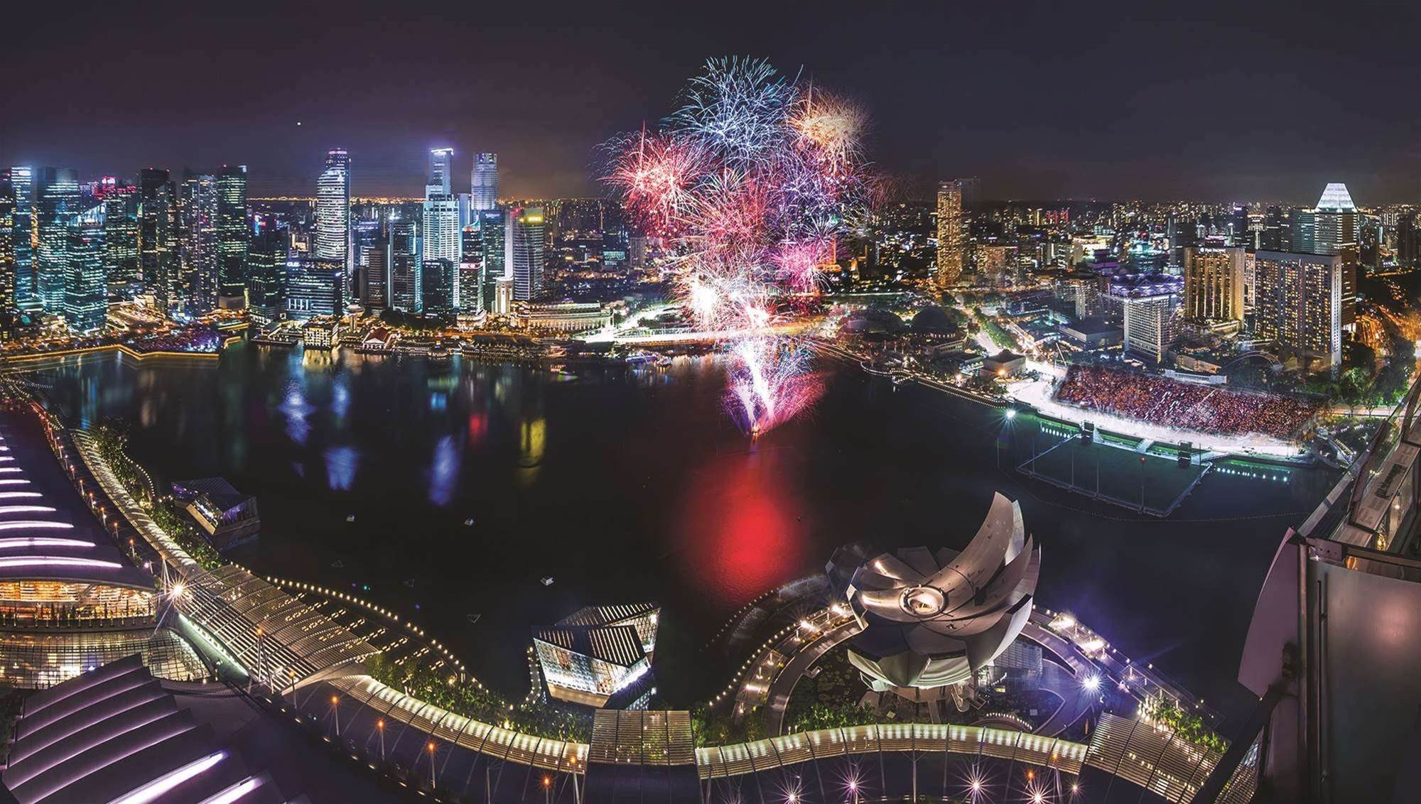 Singapore: More than a Grand Prix