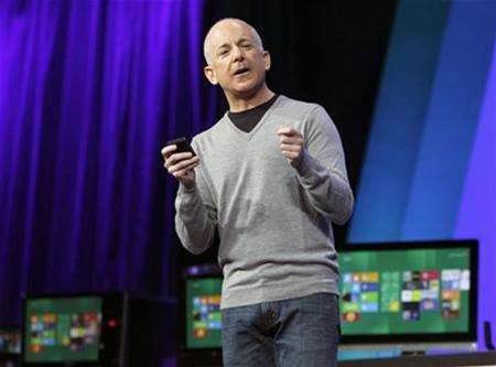 Microsoft finds its next 'CEO Steve'